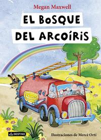 Libro EL BOSQUE DEL ARCOIRIS