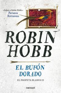 Libro EL BUFÓN DORADO