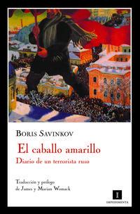 Libro EL CABALLO AMARILLO