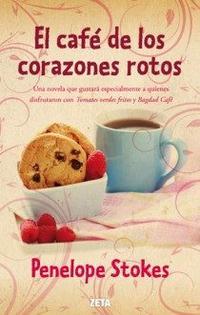 Libro EL CAFE DE LOS CORAZONES ROTOS