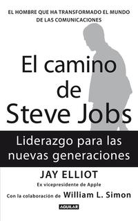 Libro EL CAMINO DE STEVE JOBS