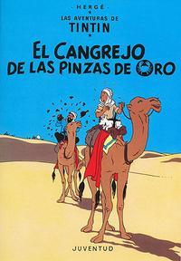Libro EL CANGREJO DE LAS PINZAS DE ORO