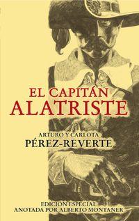 Libro EL CAPITAN ALATRISTE