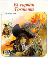 Libro EL CAPITAN TORMENTA