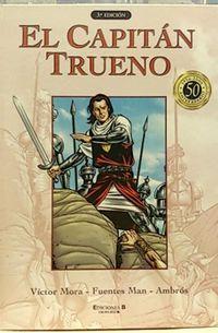 Libro EL CAPITAN TRUENO, 1: LA NAVE NEGRA Y OTRAS HISTORIAS