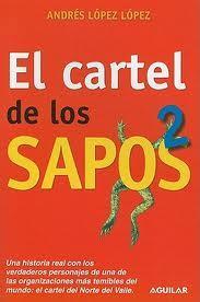 Libro EL CARTEL DE LOS SAPOS 2