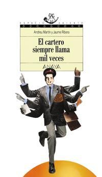 Libro EL CARTERO SIEMPRE LLAMA MIL VECES