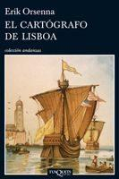Libro EL CARTOGRAFO DE LISBOA