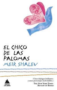 Libro EL CHICO DE LAS PALOMAS