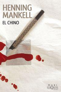 Libro EL CHINO