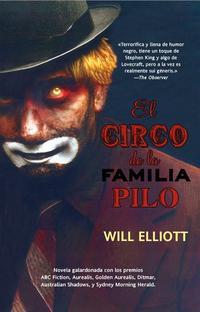 Libro EL CIRCO DE LA FAMILIA PILO