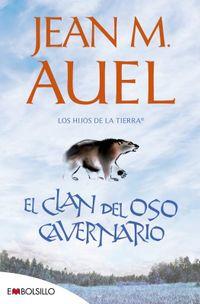 Libro EL CLAN DEL OSO CAVERNARIO (LOS HIJOS DE LA TIERRA #1)
