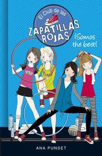 Libro EL CLUB DE LAS ZAPATILLAS ROJAS 4: ¡SOMOS THE BEST!