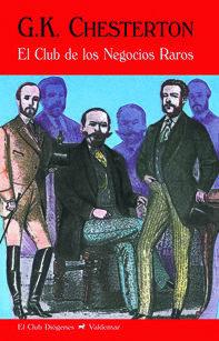 Libro EL CLUB DE LOS NEGOCIOS RAROS