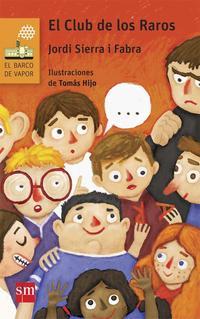 Libro EL CLUB DE LOS RAROS