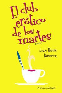 Libro EL CLUB EROTICO DE LOS MARTES