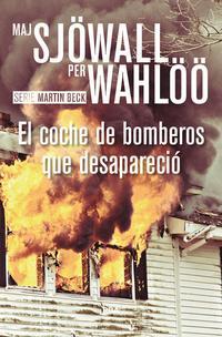 Libro EL COCHE DE BOMBEROS QUE DESAPARECIO