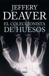 Libro EL COLECCIONISTA DE HUESOS