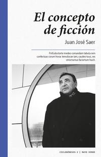 Libro EL CONCEPTO DE FICCION