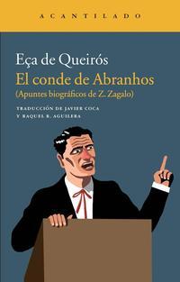 Libro EL CONDE DE ABRANHOS