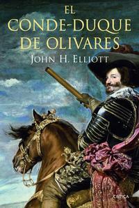 Libro EL CONDE-DUQUE DE OLIVARES