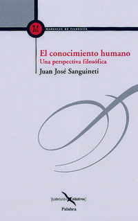 Libro EL CONOCIMIENTO HUMANO: UNA PERSPECTIVA FILOSOFICA
