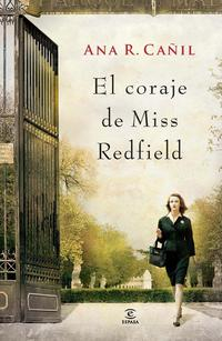 Libro EL CORAJE DE LA SEÑORITA REDFIELD