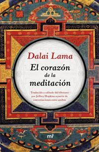 Libro EL CORAZON DE LA MEDITACION
