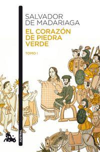 Libro EL CORAZON DE PIEDRA VERDE I