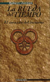 Libro EL CORAZON DEL INVIERNO