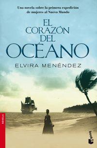 Libro EL CORAZÓN DEL OCÉANO