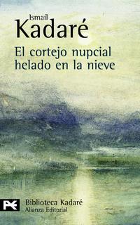 Libro EL CORTEJO NUPCIAL HELADO EN LA NIEVE