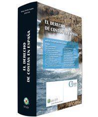 Libro EL DERECHO DE COSTAS EN ESPAÑA