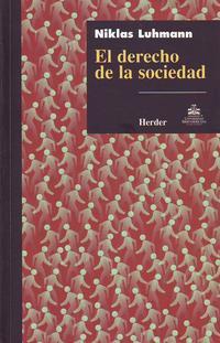 Libro EL DERECHO DE LA SOCIEDAD