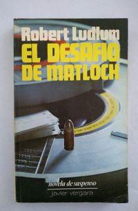 Libro EL DESAFIO DE MATLOCK