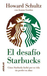 Libro EL DESAFIO STARBUCKS
