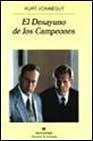 Libro EL DESAYUNO DE LOS CAMPEONES