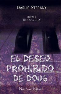 Libro EL DESEO PROHIBIDO DE DOUG