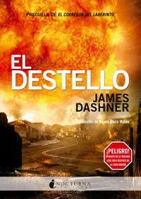 Libro VIRUS LETAL / EL DESTELLO (MAZE RUNNER #4)