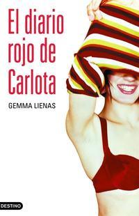 Libro EL DIARIO ROJO DE CARLOTA