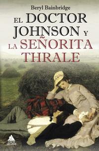 Libro EL DOCTOR JOHNSON Y LA SEÑORITA THRALE