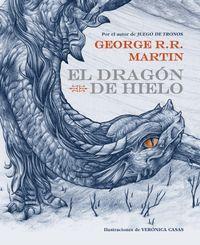 Libro EL DRAGON DE HIELO