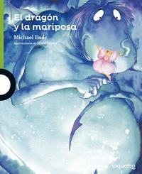Libro EL DRAGÓN Y LA MARIPOSA