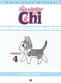 Libro EL DULCE HOGAR DE CHI Nº 4