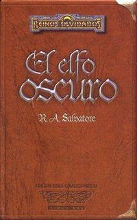 Libro EL ELFO OSCURO