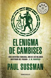Libro EL ENIGMA DE CAMBISES