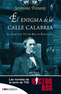 Libro EL ENIGMA DE LA CALLE CALABRIA