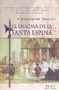 Libro EL ENIGMA DE LA SANTA ESPINA