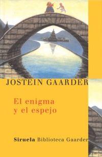 Libro EL ENIGMA Y EL ESPEJO