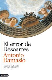 Libro EL ERROR DE DESCARTES